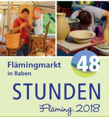 Foto zur Meldung: 8. und 9. September 2018: 48 Stunden Fläming + Flämingmarkt in Raben
