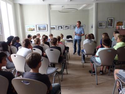 """Foto zu Meldung: Fabian Lenk: """"Fußballstar - WM-Fieber"""""""