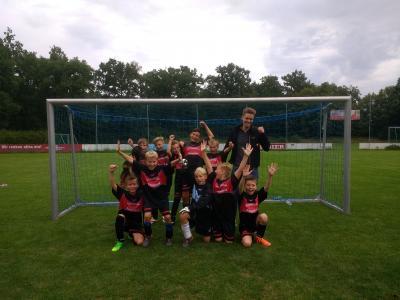 Vorschaubild zur Meldung: Unsere Grundschule ist Fußball Kreismeister