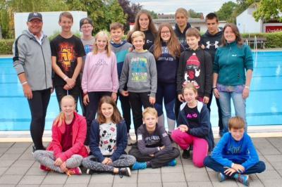 Vorschaubild zur Meldung: SwimIN 2018 - Ein erlebnisreiches Wochenende in Hanau