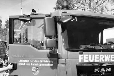 Foto: LK PM Einsatzfahrzeug