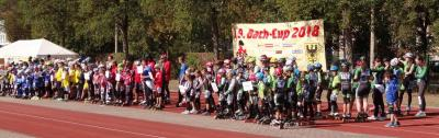 Vorschaubild zur Meldung: LLG-Speedies beim 19. Bach-Cup in Arnstadt (Thüringen)