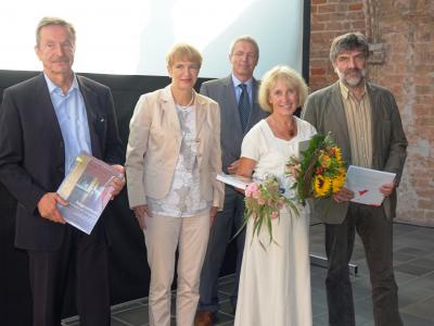 Vorschaubild zur Meldung: Förderkreis Alte Kirchen der Luckauer Niederlausitz erhält Denkmalpflegepreis