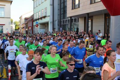Foto zur Meldung: Ergebnisse zum 8.RWK-Firmenlauf in Senftenberg