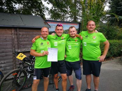 Team Feuerwehr Radrennen