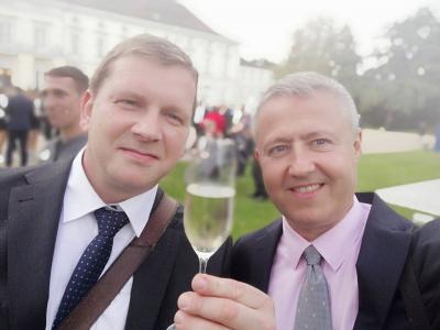 Daniel und Ralf