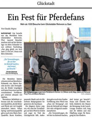 Vorschaubild zur Meldung: Ein Fest für Pferdefans