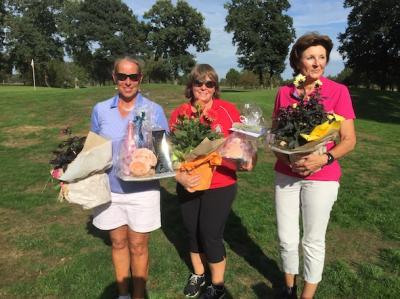 Vorschaubild zur Meldung: Seniorenclubmeisterschaften der Damen