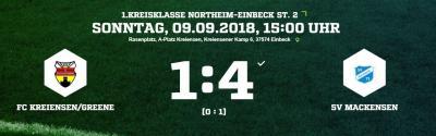 Vorschaubild zur Meldung: Fußball: Siege für 1. Mannschaft und Altherren