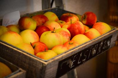 Foto zur Meldung: Apfel- und Kartoffelfest