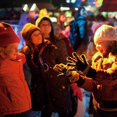 Foto zur Meldung: Gesucht – Spenden für die Tombola am Weihnachtsmarkt