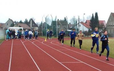 Foto zur Meldung: 5. Lauf der Paarlaufserie 2000/01
