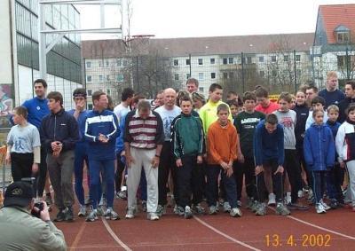 Foto zur Meldung: Paarlaufserie 2001/02 - 6. Lauf und Abschluss
