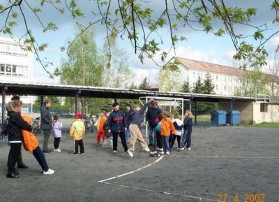 Foto zur Meldung: Bahneröffnung/KM - Mehrkampf Schüler