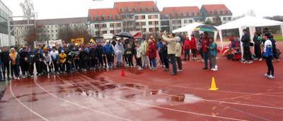 Foto zur Meldung: 1. Lauf - Paarlaufserie 2002/03