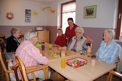 Vorschaubild zur Meldung: AWO Wohngemeinschaft mit ambulantem Pflegebedarf