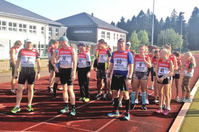 Foto zur Meldung: 2. Oberhofer Halbstundenlauf 10.08.2016