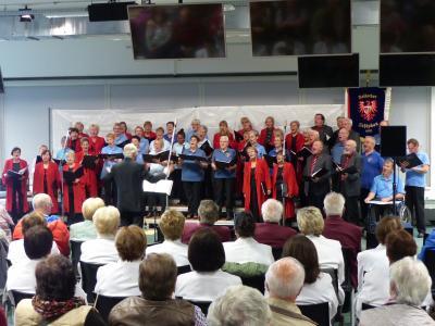 Vorschaubild zur Meldung: 4. Chorfest auf dem Lausitzring