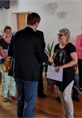 Ehrenbürgerin 2018: Heike Gräfe