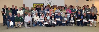 Teilnehmer Oberharzer Konditionstest