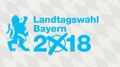 Vorschaubild zur Meldung: LANDTAGSWAHL BAYERN 2018