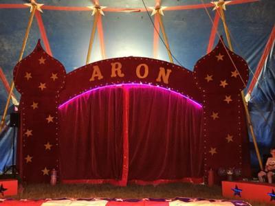 """Vorschaubild zur Meldung: Projektwoche mit dem Zirkus """"Aron"""""""