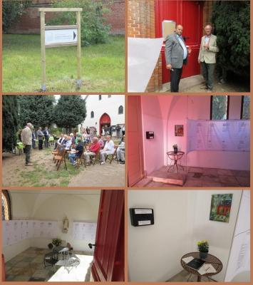Foto zu Meldung: Die ländlichen Grabkapellen und Mausoleen in Vorpommern
