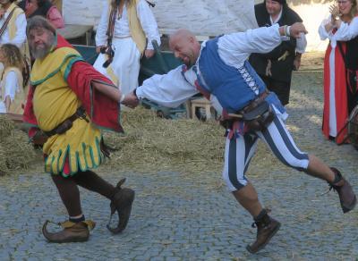 Foto zur Meldung: 15. Rabensteiner Herbst auf Burg Rabenstein