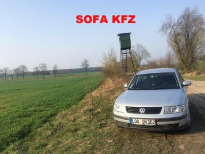 Foto zur Meldung: SOFA KFZ