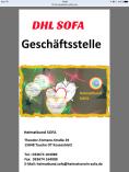 Foto zur Meldung: Eröffnung   DHL  SOFA