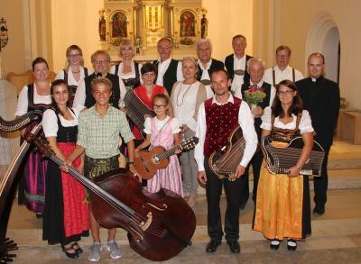 Foto zur Meldung: Marienkonzert in Ortenburg