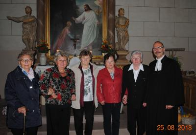 Foto zur Meldung: Erinnerung an den Tag der Konfirmation vor 50,60 oder 70 Jahren