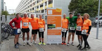 Steffen, Stefan, Ralf, Diana, Matthias, Markus, Siegfried und Marlies