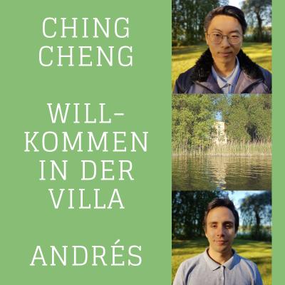 Ching Cheng und Andrés