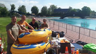 Foto zu Meldung: Ein Dankeschön an das Freibad-Team: In Malchins größter Badewanne ist am 15. September eine Supersaion zu Ende gegangen