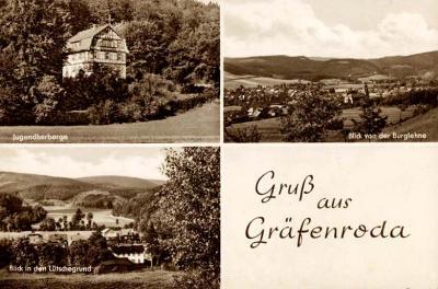 Foto zur Meldung: Zwei werden eins – Gräfenroda und Dörrberg 1919-2019