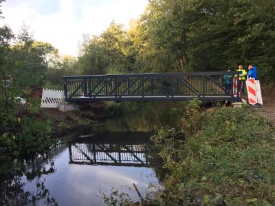Foto zur Meldung: Brückennutzung