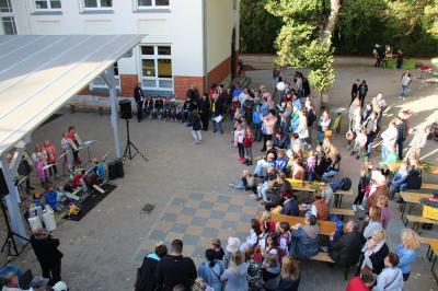 Foto zur Meldung: Traditionelles Herbstfest