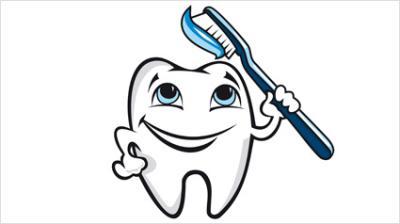 Foto zur Meldung: Tag der Zahngesundheit - Aktionstag der Klasse 3a