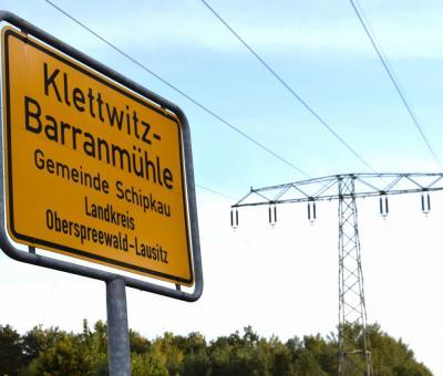 Vorschaubild zur Meldung: MITNETZ erneuert Freileitung in Schipkau