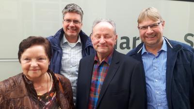 Foto zur Meldung: Informationsfahrt nach Berlin (27./28.09.2018)