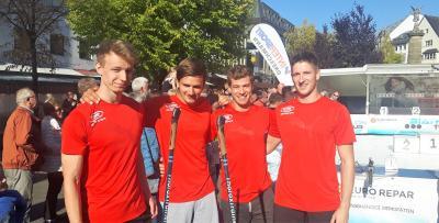 Vorschaubild zur Meldung: LAZ-Puma-Sprinter Biathlon-Stadtmeister