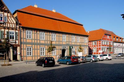 Foto zur Meldung: Das Herbst´sche Haus wird Denkmal des Monats