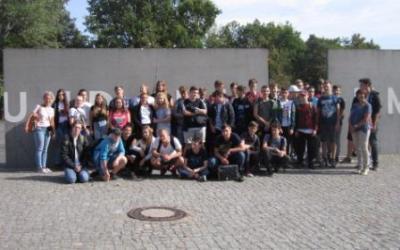Foto zur Meldung: Exkursion Gedenkstätte Sachsenhausen