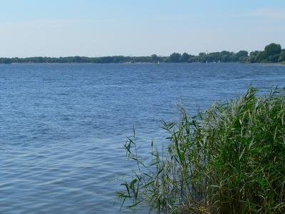 Foto zu Meldung: Allgemeinverfügung zur Nutzungsuntersagung innerhalb des erweiterten Sperrbereichs am Senftenberger See