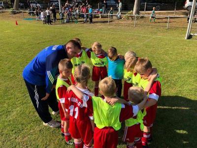 Foto zu Meldung: Bambini-Turnier in Gielow ein voller Erfolg