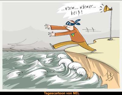 Cartoon von NEL