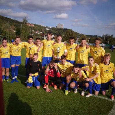 B- Jugend Kreispokalsieger 2018-2019