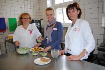 Vorschaubild zur Meldung: Ich kann kochen! in der AWO Wohngemeinschaft für Kinder und Jugendliche in Perleberg