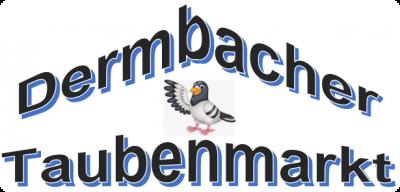Vorschaubild zur Meldung: Dermbach Taubenmarkt - Termine 2019 -